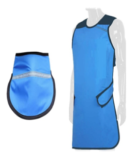 lead apron  thyroid shield collar  design studio